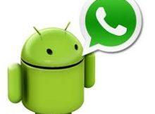 Wasap para Android agregar amigos