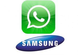 Wasap para Samsung la mejor opción