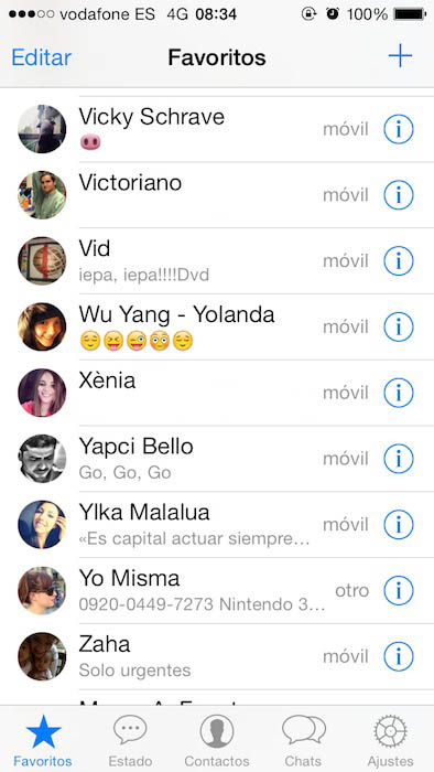 whatsapp version 2.11.5